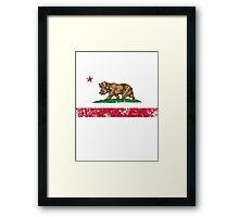 California Republic Framed Print