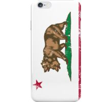 California Republic iPhone Case/Skin