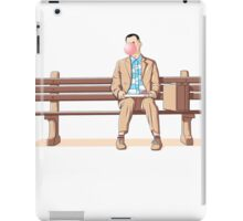 Bubble Gump iPad Case/Skin