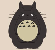 Totoro the neighbor by james0scott
