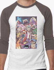 Gee Rick, Ketchum All? Men's Baseball ¾ T-Shirt