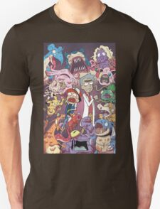 Gee Rick, Ketchum All? Unisex T-Shirt