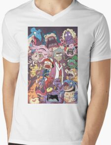 Gee Rick, Ketchum All? Mens V-Neck T-Shirt