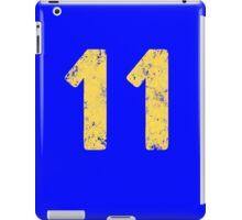 Vault 11 - Classic Blue iPad Case/Skin