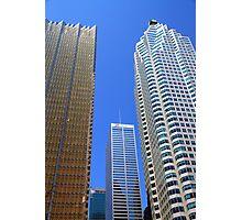 Toronto Downtown Buildings Photographic Print
