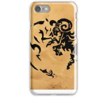 The Bond  iPhone Case/Skin