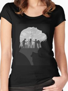 Doctor Who (11) Women's Fitted Scoop T-Shirt