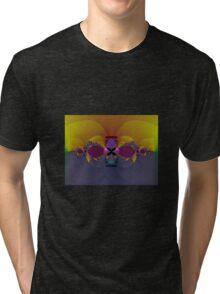 Peekaboo Tri-blend T-Shirt