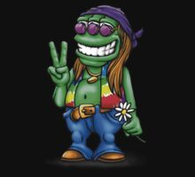 Alien Hippie by saintsfan2500