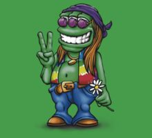 Alien Hippie Kids Clothes