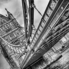 London Tower Bridge by Scott Anderson