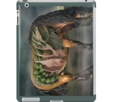 The horse of Mr. Röntgen iPad Case/Skin