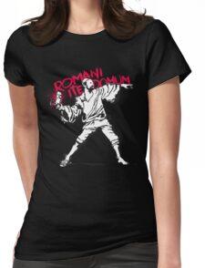 Romani Ite Domum Womens Fitted T-Shirt