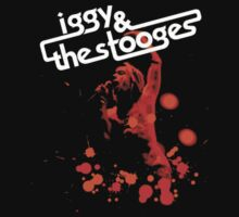 Iggy Pop & The Stooges by PetSoundsLtd