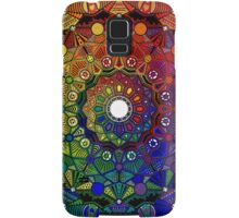 Mandala 46 T-Shirts, Hoodies and Stickers and cases - Jim Gogarty Samsung Galaxy Case/Skin