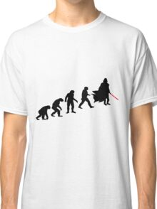 darth vader evolution Classic T-Shirt