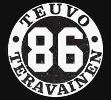 Teuvo Number  T-Shirt
