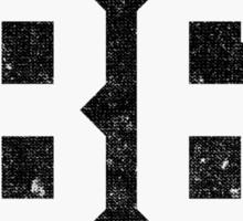 Teuvo Number  Sticker