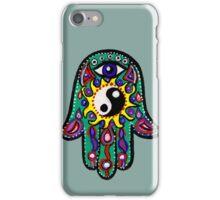 Hand of Fatima iPhone Case/Skin