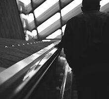 Escalating Man by RoryMackenzie