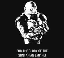 For The Glory of The Sontarian Empire by celinekhoo9