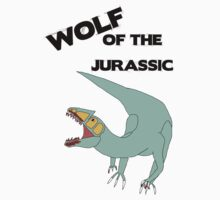 Wolf of the Jurassic by Oliver Jenkins
