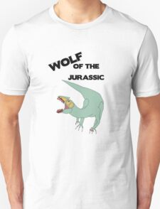 Wolf of the Jurassic T-Shirt