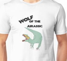 Wolf of the Jurassic Unisex T-Shirt