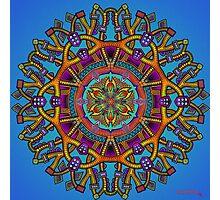 Mandala 55 - Jim Gogarty Photographic Print
