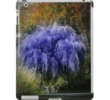 Punk willow iPad Case/Skin