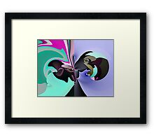 Fingerling Framed Print