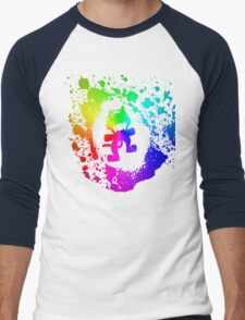 Colourful feline.  T-Shirt