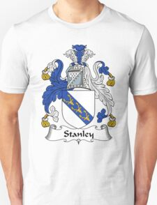 Stanley Coat of Arms / Stanley Family Crest T-Shirt