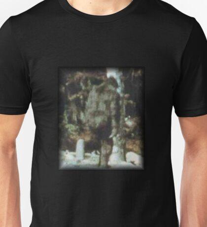 Patty (back) Unisex T-Shirt