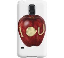 Moriarty IOU apple- BBC Sherlock Samsung Galaxy Case/Skin