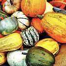 A Bountiful Harvest by George Petrovsky