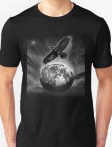 full crow moon T-Shirt