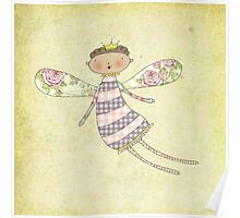 Fairy ballerina Poster