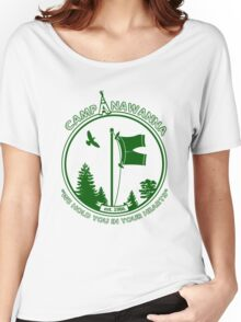 Camp Anawanna Fun T-Shirt Women's Relaxed Fit T-Shirt