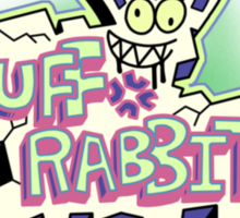Dramatical Murder Ruff Rabbit Sticker