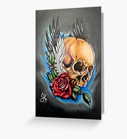 Art Commision Greeting Card