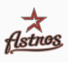 MLB... Baseball Houston Astros by artkrannie