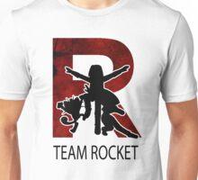 Team Rocket Texture R  Unisex T-Shirt