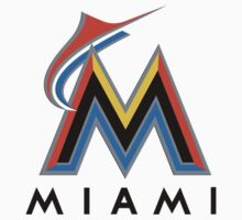 MLB... Baseball Miami Marlins by artkrannie