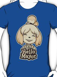 Hello Mayor T-Shirt