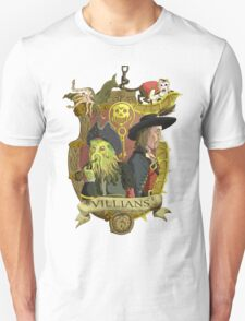 Villains- Pirates of The Caribbean T-Shirt