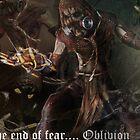 Scarecrow Poster by LokiLaufeyson