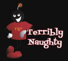 TNT Terribly Naughty by Graphic Buttease