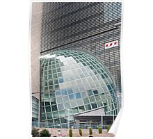 NHK Osaka Headquarters Poster