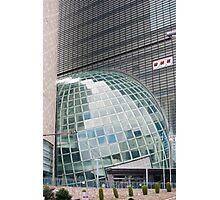 NHK Osaka Headquarters Photographic Print